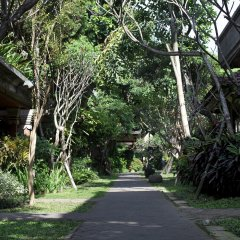 Отель Matahari Bungalow фото 20