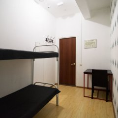 Хостел Лофт Москва комната для гостей фото 5