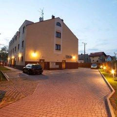 Отель SLEEP Вроцлав парковка