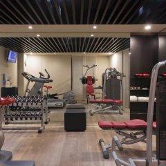STRAF Hotel&bar Милан фитнесс-зал фото 2