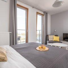 Отель Chill Apartments Bliska Wola Польша, Варшава - отзывы, цены и фото номеров - забронировать отель Chill Apartments Bliska Wola онлайн комната для гостей фото 3