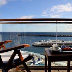 Отель Marina Atlântico Португалия, Понта-Делгада - отзывы, цены и фото номеров - забронировать отель Marina Atlântico онлайн балкон