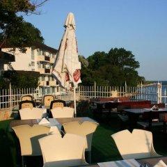 Отель Oasis Балчик приотельная территория фото 2
