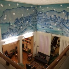 Hotel Cairoli Генуя интерьер отеля фото 2