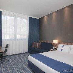 Отель Holiday Inn Express Frankfurt City Hauptbahnhof комната для гостей фото 3