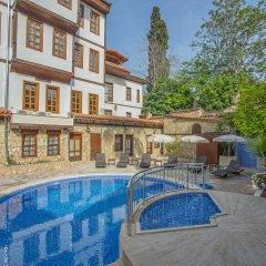 Argos Hotel Турция, Анталья - 1 отзыв об отеле, цены и фото номеров - забронировать отель Argos Hotel онлайн бассейн фото 2