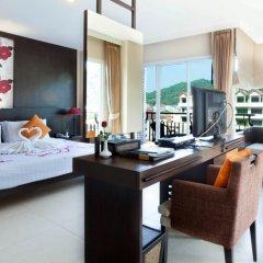Andakira Hotel 4* Номер Делюкс с разными типами кроватей фото 7