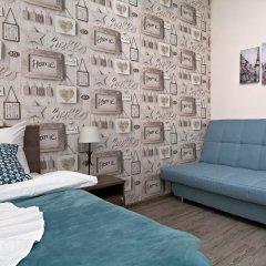 Apelsin Hotel on Dubrovka комната для гостей фото 2