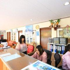 Отель The Siam Guest House интерьер отеля фото 2
