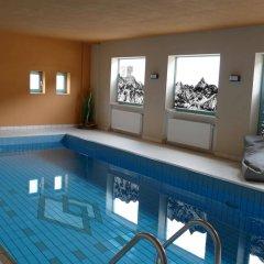 Mountain Living Apart-Hotel Горнолыжный курорт Ортлер бассейн