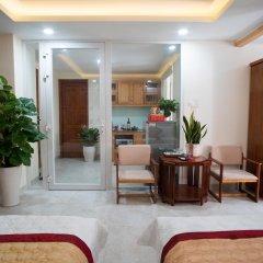 Doha 1 Hotel Saigon Airport интерьер отеля