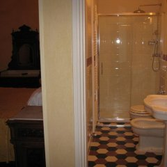 Отель Villa Quiete Монтекассино ванная
