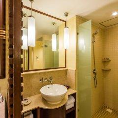 Отель Duangjitt Resort, Phuket Таиланд, Пхукет - 2 отзыва об отеле, цены и фото номеров - забронировать отель Duangjitt Resort, Phuket онлайн ванная