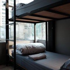 Nap@pan Hostel Бангкок комната для гостей