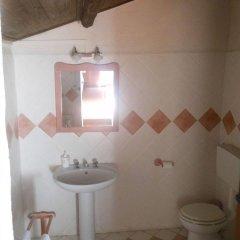 Отель Agriturismo Le Cicale Италия, Спольторе - отзывы, цены и фото номеров - забронировать отель Agriturismo Le Cicale онлайн ванная фото 2