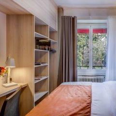 Отель Eden Hotel Швейцария, Женева - отзывы, цены и фото номеров - забронировать отель Eden Hotel онлайн сейф в номере
