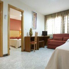 Отель Apartamentos Los Girasoles II сауна