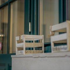 Апартаменты City Spot Apartments балкон