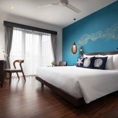 Отель The Blue Alcove Хойан комната для гостей фото 3