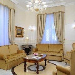 Отель Villa Pinciana комната для гостей фото 4