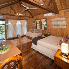 Отель Waidroka Bay Resort комната для гостей фото 3
