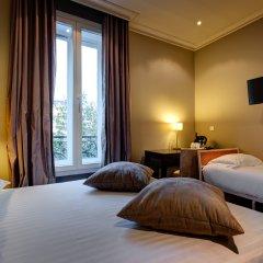 Отель Montfleuri Hotel Франция, Париж - 1 отзыв об отеле, цены и фото номеров - забронировать отель Montfleuri Hotel онлайн комната для гостей фото 4