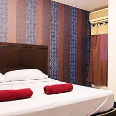 Отель Four Sons Place Таиланд, Бангкок - отзывы, цены и фото номеров - забронировать отель Four Sons Place онлайн комната для гостей фото 5