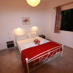 Отель Corfu Glyfada Menigos Resort комната для гостей фото 2