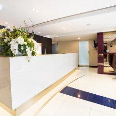 Отель Cubic Pratunam интерьер отеля