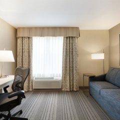 Отель Hilton Garden Inn San Jose/Milpitas комната для гостей фото 5