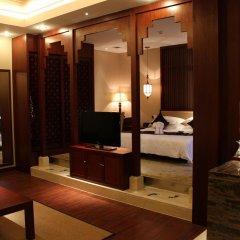 Suzhou Yangcheng Garden Hotel сауна