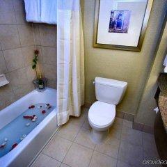 Отель Hilton Garden Inn Bethesda США, Бетесда - отзывы, цены и фото номеров - забронировать отель Hilton Garden Inn Bethesda онлайн ванная фото 2