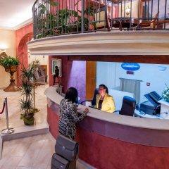 Отель Flora Италия, Кальяри - отзывы, цены и фото номеров - забронировать отель Flora онлайн интерьер отеля фото 2