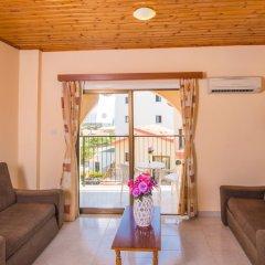 Отель Windmills Hotel Apartments Кипр, Протарас - отзывы, цены и фото номеров - забронировать отель Windmills Hotel Apartments онлайн комната для гостей фото 5