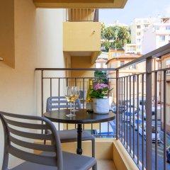 Апартаменты Villa Serafina Apartments балкон