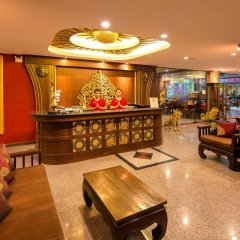 Tanawan Phuket Hotel интерьер отеля фото 3