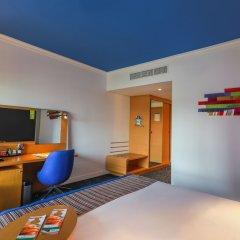 Отель Park Inn by Radisson, Abu Dhabi Yas Island детские мероприятия фото 2