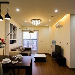 Апартаменты CTM Serviced Apartment комната для гостей фото 5