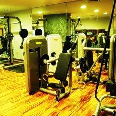 Отель Dana Plaza фитнесс-зал