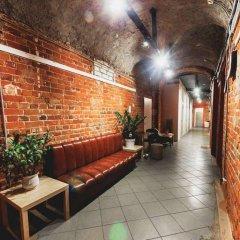 Fabrika Hostel&Gallery Нижний Новгород интерьер отеля фото 3