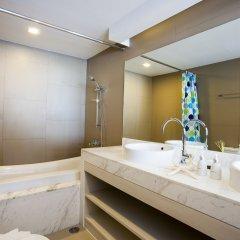 Отель Coral Inn ванная