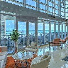 Отель Conrad Miami гостиничный бар