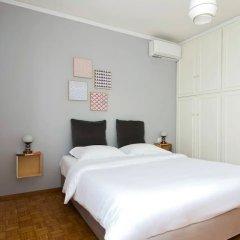Апартаменты Vintage Style 2 Bedroom Apartment Афины комната для гостей фото 4