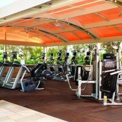 Отель Four Seasons Los Angeles at Beverly Hills фитнесс-зал фото 4