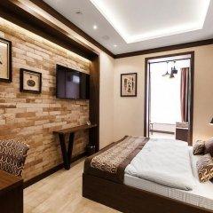 Гостиница Simple комната для гостей фото 9