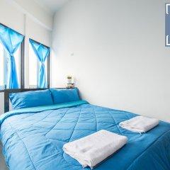 Zee Thai Hostel Бангкок комната для гостей фото 4
