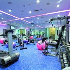 Boutique Hotel Luxe фитнесс-зал