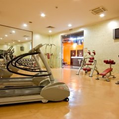 Отель Vitosha Park София фитнесс-зал