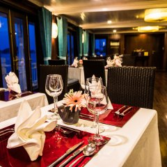Отель Bhaya Cruises Халонг питание фото 2