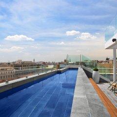 Отель NH Collection Madrid Suecia Испания, Мадрид - 1 отзыв об отеле, цены и фото номеров - забронировать отель NH Collection Madrid Suecia онлайн бассейн